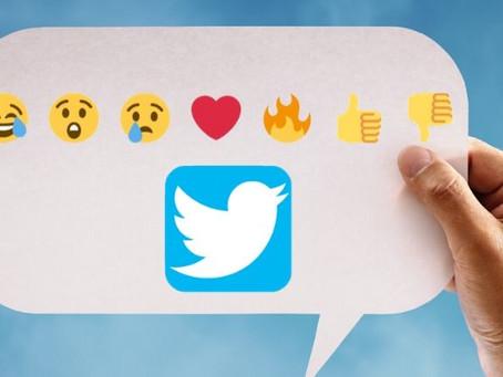 ¿Twitter agregará reacciones a sus publicaciones?😱 ¡Aquí los detalles!👀