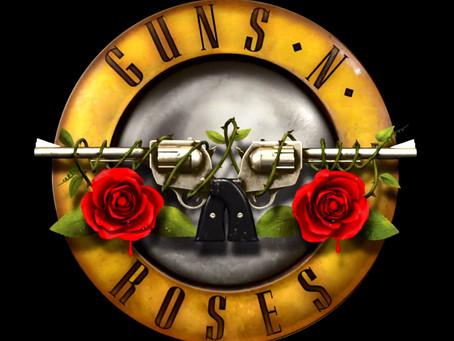 Guns N' Roses regresa a México con 3 fechas para octubre🔫🌹