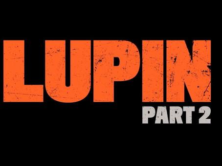 """¡Por fin!🤩 Hoy se estrena la segunda temporada de """"Lupin"""" la podrás ver a esta hora⏰🎬"""