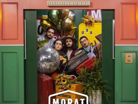"""Morat regresa ¡con todo!💪🏼💿 """"¿A Dónde Vamos?"""" es el nombre de su nuevo álbum😍"""