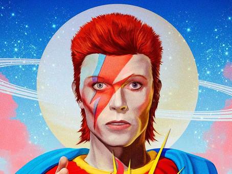 TikTok anuncia la llegada de la música de David Bowie a su app🎶 ¡Estos son algunos vídeos!👀👇🏻