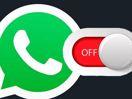 ¡Tómate un break! Así puedes desactivar WhatsApp aún estando conectado a la red móvil o WiFi🧘🏻♀️