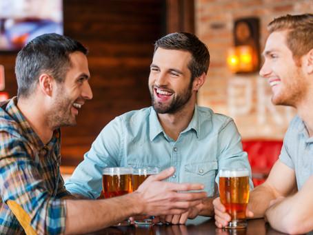 Beber te ayuda a hablar otros idiomas de manera fluida, según estudio. 🍻🗣️#SinExcesos🚫
