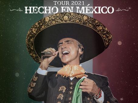 """Alejandro Fernández hace su regreso triunfal con """"Hecho en México US Tour""""🎶👏🏼"""