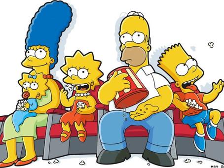 """CONFIRMADO: Habrá nueva película de la famosa familia amarilla... """"Los  Simpson""""🎥😱🍿"""