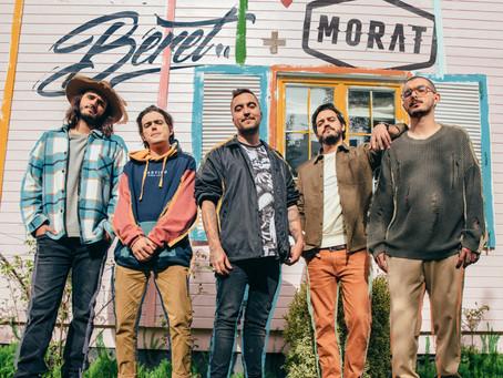 """Morat & Beret presentan nueva colaboración llamada: """"Porfa, no te vayas""""🎶❤️"""