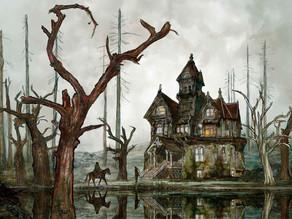 """Netflix confirma adaptación de """"The Fall of the House of Usher"""" cuento de  Edgar Allan Poe📖🎬"""