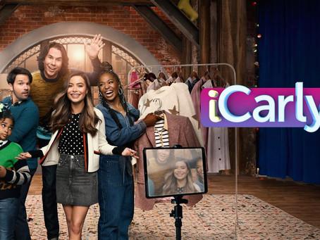"""Esta es la fecha en que la nueva serie de """"iCarly"""" estará disponible en  Latinoamérica🤩🎉😍"""
