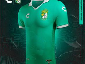 """Este es el nuevo jersey del Club León con su nueva marca """"Charly"""" 🦁🥅⚽🎉"""