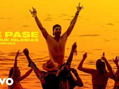 """Enrique Iglesias regresa con más flow que nunca presentando """"Me Pase""""🎶🔥"""