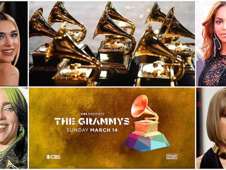 Esta es la lista completa de los ganadores de los Grammy 2021 🏆👏🏼