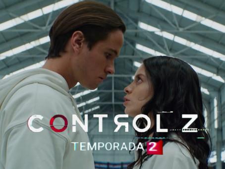 """Habemus fecha de estreno para la segunda temporada de """"Control Z""""😱🎬📅"""