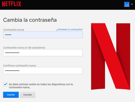 Ya no podrás compartir tu cuenta de Netflix, aquí los detalles😱🔐🎬