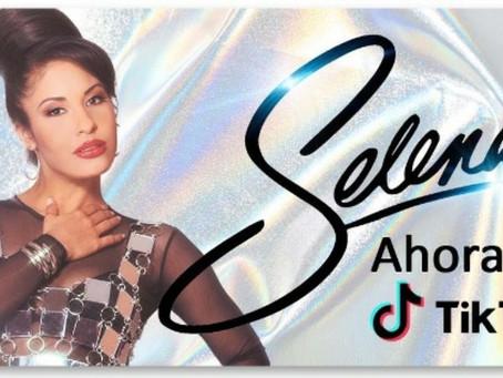 Selena Quintanilla se unió a TikTok ¡Y habrá concierto!😱