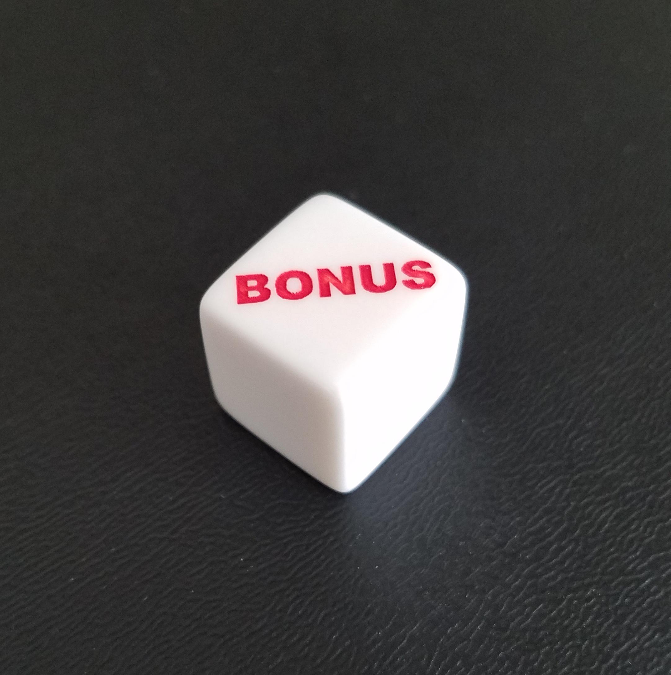 Bonus Die