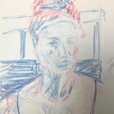 $30, Portrait by Renee Lai