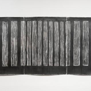 Picket Fence Portrait IV