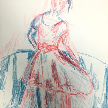 $30, Dress by Renee Lai