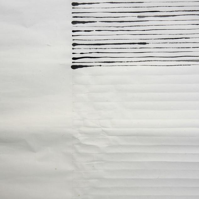 Detail of Scroll 1, Scroll 2