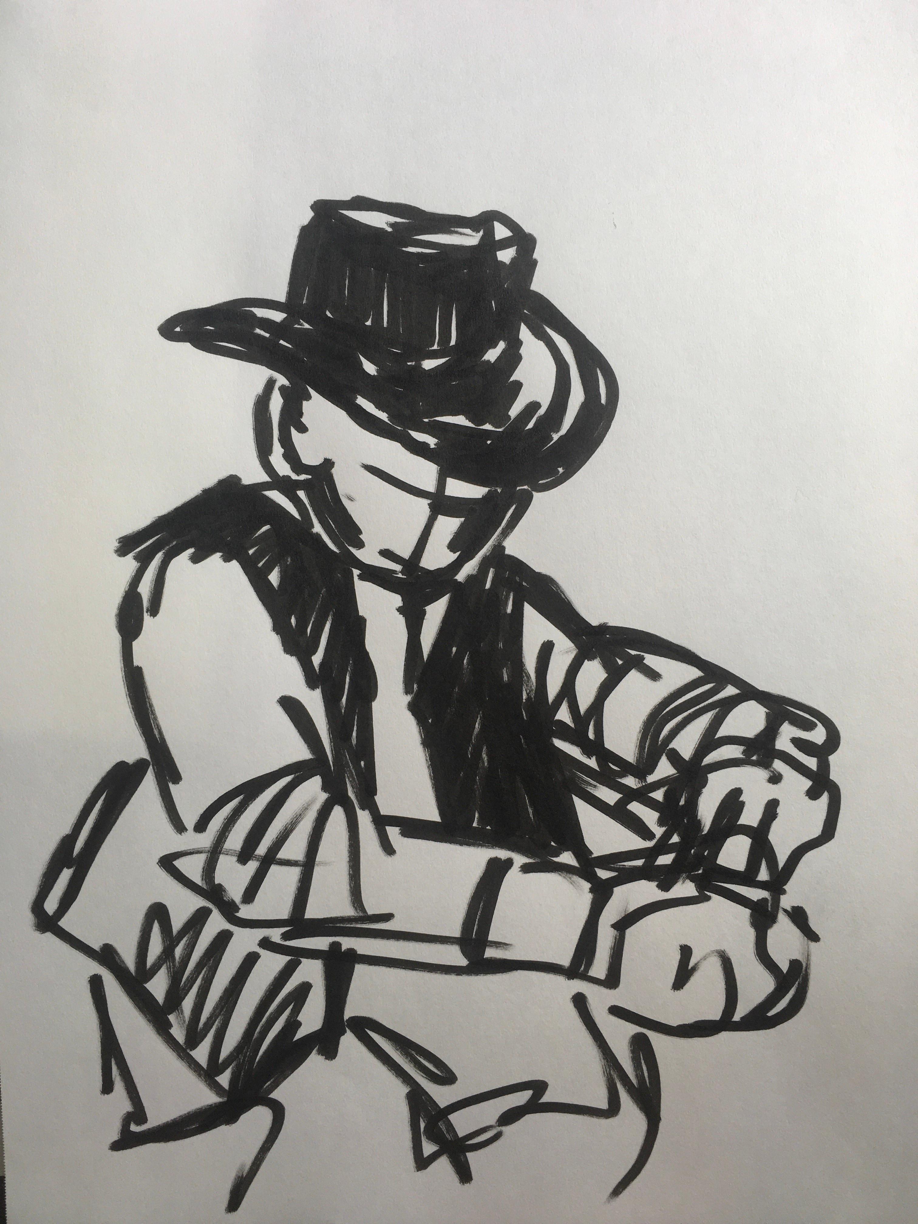 Drink 'N' Draw 8/11