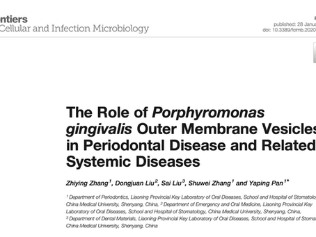 Role of Pg in Oral Systemic Health
