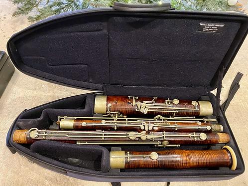 Heckel bassoon s/n 3883