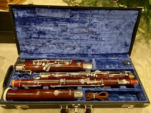 Fox Renard 222D bassoon