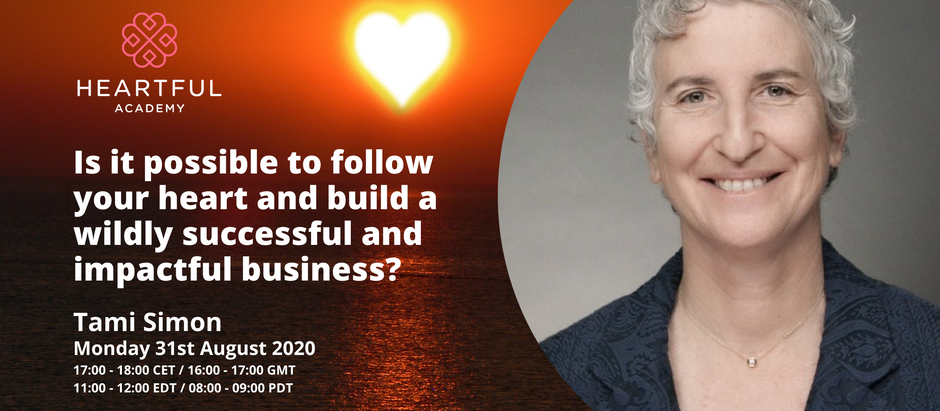 Is it possible to follow your heart and build a wildly successful and impactful business?