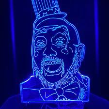 Captain Spaulding 3D Light