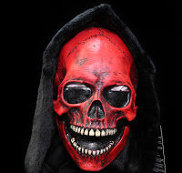 Crypt Keeper Limited edition Black and red