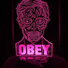 Obey 3D Light