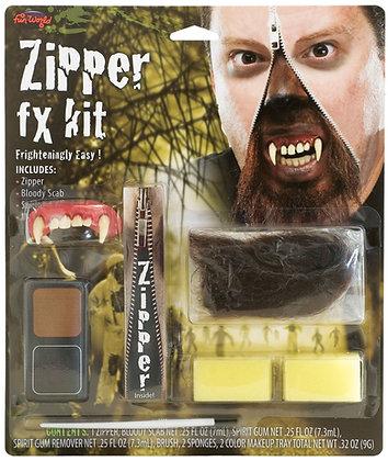 Zipper Kit Werewolf