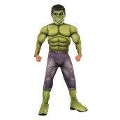 Hulk Muscle Child