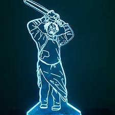 Leatherface 3D Light