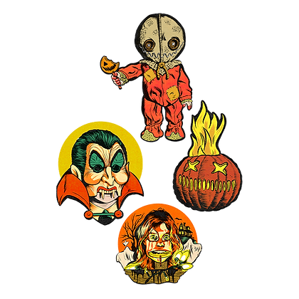 trick or treat cutouts