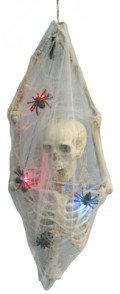 Cocooned Skeleton