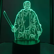 Jason 3D Light
