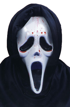 Bloody ghostface