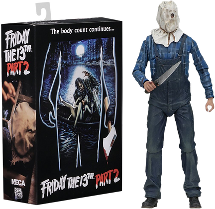 NECA Friday The 13th Part II Figure