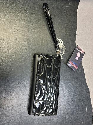 Elvira Spiderweb Wallet