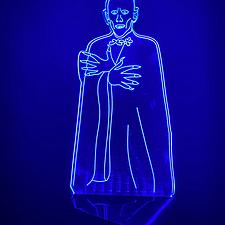 MrBarlow 3D Light