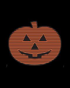 Halloween 3 TV Pumpkin