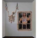 Zombie Prison Wall Decor