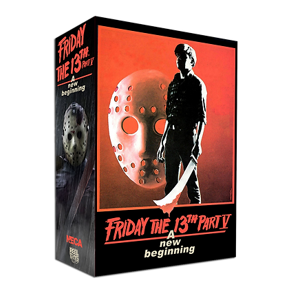 """NECA Friday the 13th – 7″ Scale Action Figure – Ultimate Part 5 """"Dream Sequence"""""""