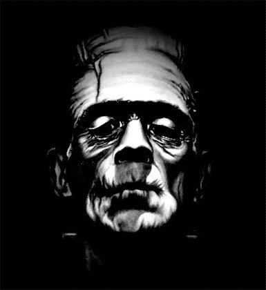 Frankenstein T Shirt