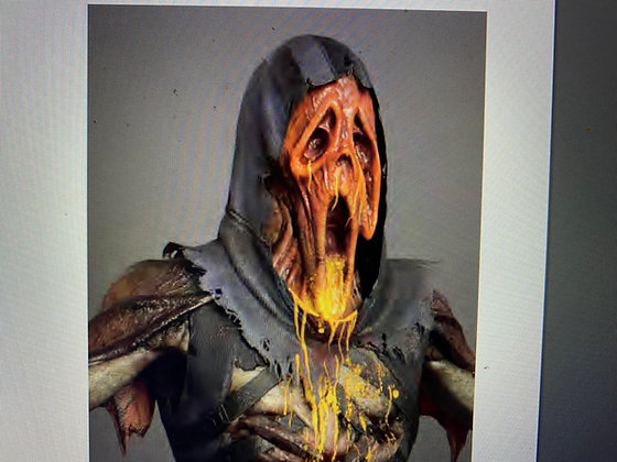 Dead by daylight Scorched