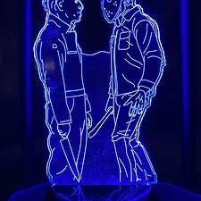 Jason Michael 3D Light