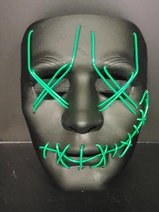 Purge LED Green X