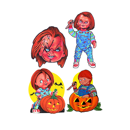 childs play 2 cutouts