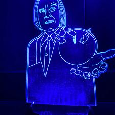 Tallman 3D Light